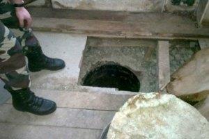 На Закарпатті знайшли тунель до Євросоюзу