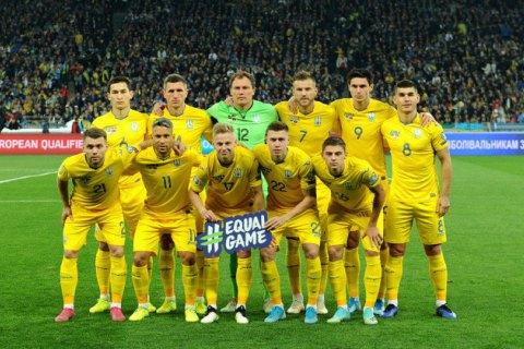 Сборная Украины на Евро-2020 попала в группу C с Нидерландами