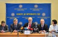 ВККС намерена за месяц провести конкурс на 505 должностей судей
