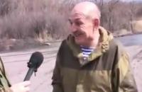 """Журналисты нашли видео, на котором начальник ПВО """"Славянской бригады ДНР"""" признался, что спрятал сбивший MH-17 """"Бук"""""""