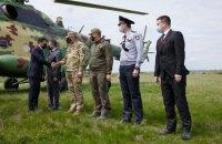 Зеленский почтил в Луганской области память погибших во Второй мировой войне (обновлено)