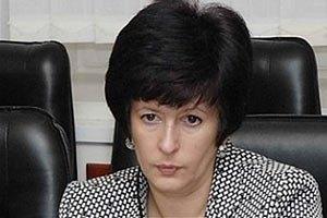 Лутковська обіцяє проконтролювати, як лікують Луценка