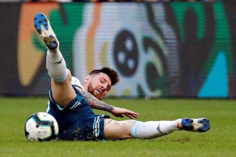 Мессі на Копа Америка-2019 відзначився жахливим промахом
