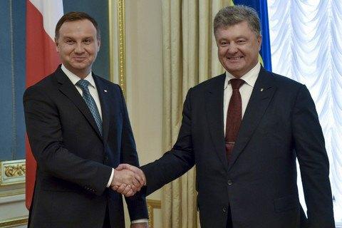Украина и Польша готовят на декабрь согласование позиций по Волынской трагедии