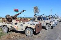 США временно выводят своих военных из Ливии