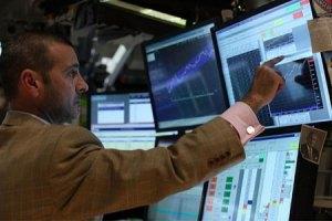 Фондовий ринок відреагував на події на Грушевського падінням