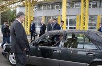 Порошенко выступил против ввоза нерастаможенных автомобилей