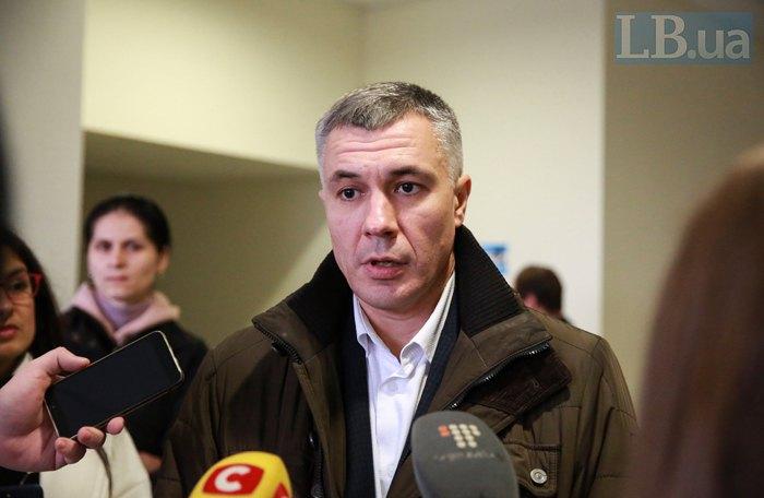 Адвокат Владислав Грищенко