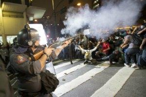 В Бразилии протестуют против повышения цен на проезд