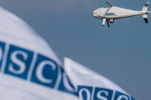 Боевики ведут разведку на Донбассе, прикрываясь беспилотниками ОБСЕ