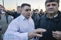 Звільнено начальника київської міліції Терещука