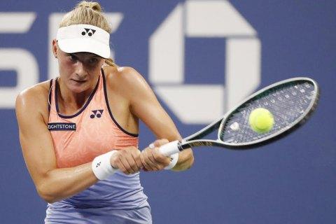 Ястремская пробилась в четвертьфинал турнира WTA в Тяньцзине (видео)
