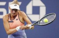 Ястремская пробилась в четвертьфинал турнира WTA в Тяньцзине