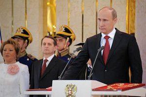 Более половины телезрителей посмотрело инаугурацию Путина