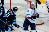 Канадец Вольски сделал хет-трик в КХЛ за 2 минуты