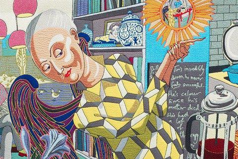 В Киеве покажут работы британского художника, обладателя премии Тернера