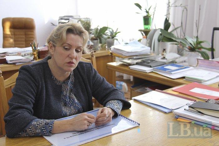 Ірина Чернілевська