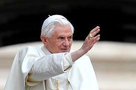 Папа Римский поприветствовал нового главу УГКЦ на украинском