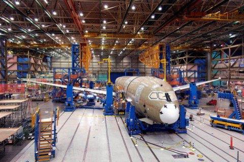 Україна хоче залучити Boeing до проектів оновлення військової авіації
