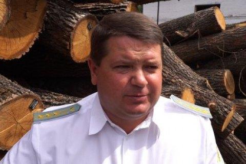 Директор лісгоспу, заарештований за дачу хабара детективу НАБУ, вийшов під заставу 5 млн гривень