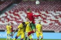 Португальці забили супернику 7 голів: Роналду наблизився до абсолютного рекорду кількості голів за збірну