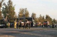 В Калифорнии в ДТП с участием школьного автобуса пострадали 11 детей
