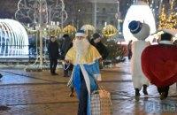 Новогодняя ночь в Украине прошла без нарушений общественного порядка, - полиция