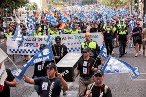 У Мадриді відбувся мітинг проти політики влади