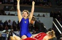 Украинка стала чемпионкой мира по борьбе