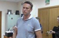 Навальный предложил Западу санкционный список российских чиновников