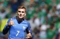 Збірна Франції вийшла в чвертьфінал Євро