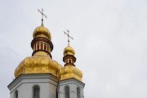 В Черкасской области церковь обокрали на сотни тысяч долларов