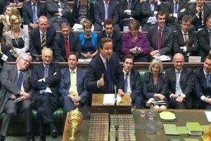 Британский парламент обсудил поддержку сирийской оппозиции