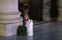 Перестал ли папа Римский быть «наместником Христа»?