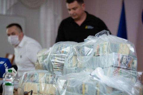 Третью фигурантку дела о рекордной взятке САП и НАБУ арестовали с залогом 120 млн гривен