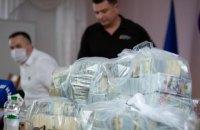 Третю фігурантку справи про рекордний хабар САП і НАБУ заарештували із заставою 120 млн гривень