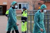 В Італії від коронавірусу померли шість осіб, ще три країни заявили про перші випадки зараження (оновлено)
