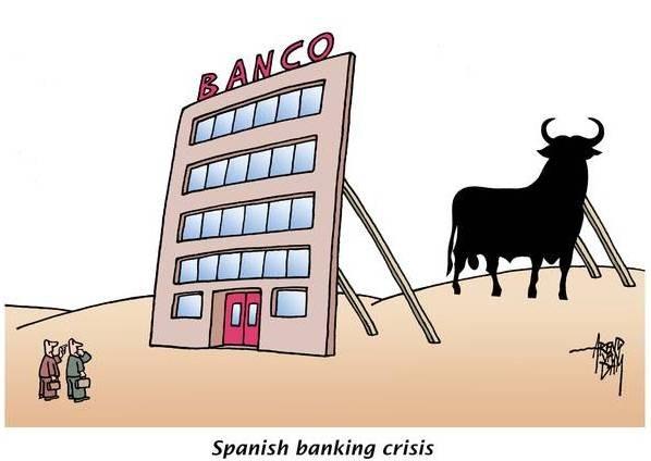 Испанский банковский кризис
