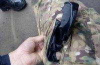 В Харькове мужчина в камуфляже угрожал школьникам убийством