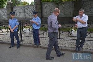 Милиция считает взрыв в одесском военкомате терактом