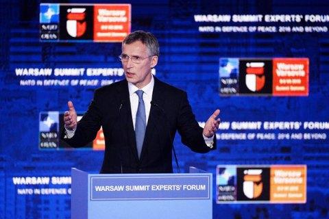 НАТО підтвердило прихильність політиці відкритих дверей