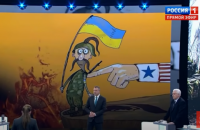 Прокремлівські ЗМІ поширюють дезінформацію щодо України для підтримки нарощування російських військ на кордоні, - звіт ЄС