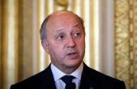ЄС вимагатиме від Януковича проведення виборів, - голова МЗС Франції