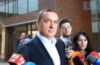 """Мартыненко заявил, что виновные в """"фальсификации дела"""" против него понесут уголовную ответственность"""