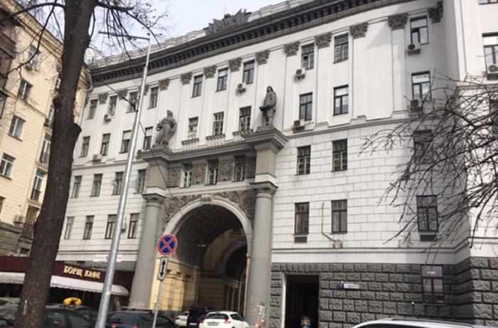 Колишній офіс банку 'Хрещатик'
