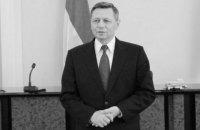 Мэр Луцка скончался