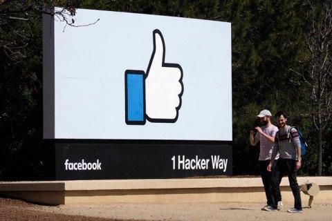"""Facebook за полгода удалил более 3 млрд """"фейковых"""" аккаунтов"""