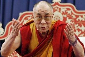 Далай-лама отказался быть главой тибетского правительства