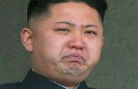 Ким Чен Ына признали человеком года по ошибке