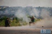В зоне АТО погиб один военнослужащий, шестеро ранены